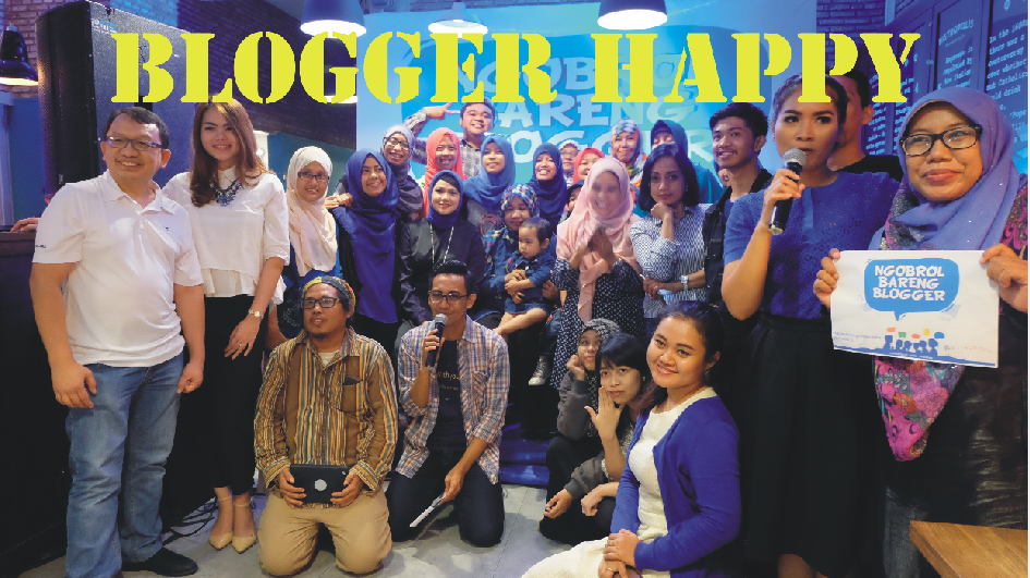 Blogger Happy